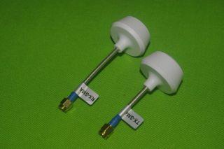 5 8GHz Circular Polarized Antenna TX RX SMA Plug Improve Wirele Range Fit DJI