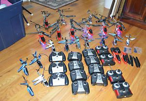 Exrc Sky Crawler 3 5 Channel Gyro Outdoor RC Helicopters and More Parts