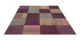 Interface Flor Carpet Tiles Mardi Gras Area Rug