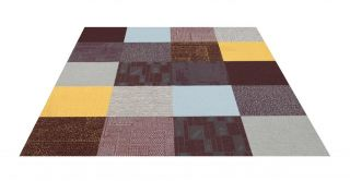 Interface Flor Carpet Tiles Griffindor Area Rug