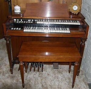 Organ Serial Numbers