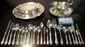 1847 Rogers Bros Silver Plate Remembrance Silverware Flatware Pieces Your Choice