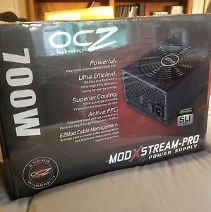 New OCZ 700W Power Supply Mod x Stream Pro NVIDIA SLI Ready