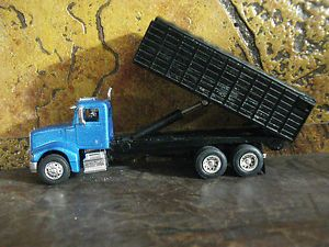 1 64 Custom 385 Peterbilt Grain Truck Farm Toy SpecCast 7