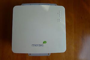 Cisco Meraki MR58 Ruggedized Triple Antenna Outdoor 802 11n Access Point