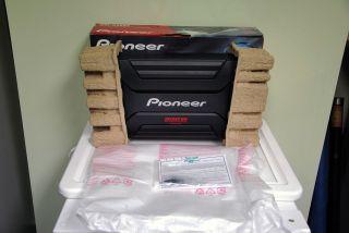 2 Channel Power Amplifier