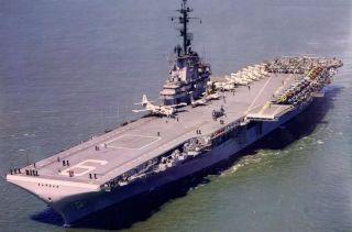 USS Essex CV 9 Carrier CVA CVS Navy Hat Pin Aircraft Carrier Pilot Wing Vietnam