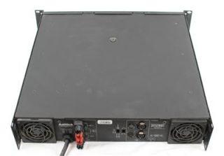 Crest Audio CA9 Dual Channel Power Amplifier 900W 4 Ohms
