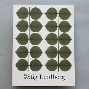 © STIG Lindberg Book Art Industrial Artist Ceramics Fabric Tableware Swedish