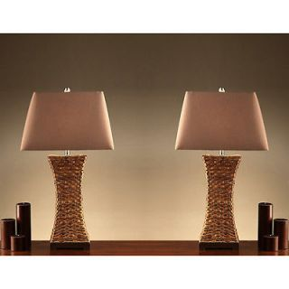 Wiki 35 inch Table Lamps Set of 2 Wiki 35in Table Lamps Set of 2