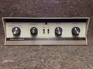 Heathkit AA 32 Stereo Tube Amplifier
