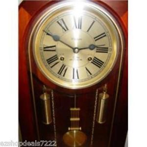 Waltham Wall Clock 31 Day Time and Strike