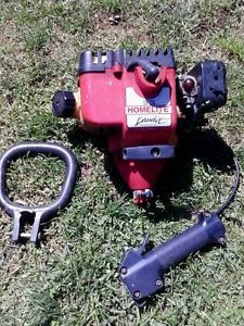 Homelite Bandit SX 135 Weedeater Weed Wacker Parts or Repair Lot Engine Motor