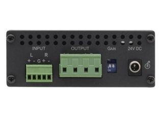 Kramer 907 Stereo Audio Power Amplifier 40 Watts per Channel