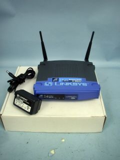 WAP11 Wireless B Network Access Point by Linksys