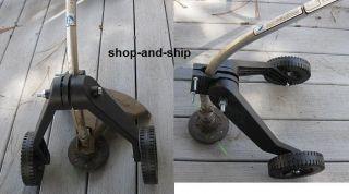 Weed Wacker Weedeater String Trimmer Wheels Save U Back