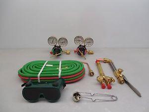 OBO Victor Heavy Duty Oxygen Acetylene Welders Welding Torch Kit Set