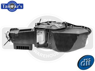 70 72 Malibu w A C Heater Core Box Blower Fan Vent Deflector Control Housing DII