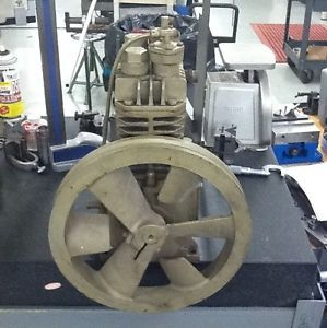 Quincy Air Compressor Pump 206