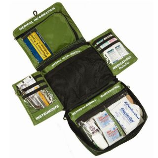 Adventure Medical Kits World Travel First Aid Kit Motorcycle First Aid