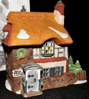 Betsy Trotwood's Cottage Department Dept 56 Dickens Village D56 DV