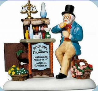 Victorian Perfumer New Department Dept 56 Dickens Village D56 DV