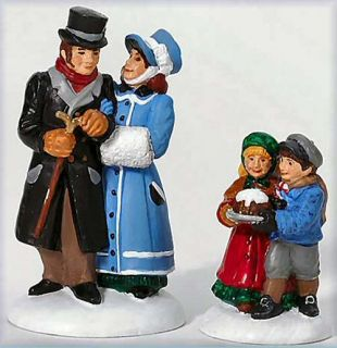 A Family Tradition New Department Dept 56 Dickens Village D56 DV