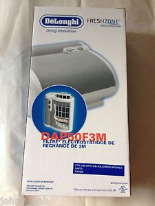 DeLonghi DAP50F3M Freshzone Ionic Filter Air Cleaner Purifier DAP70 DAP50F