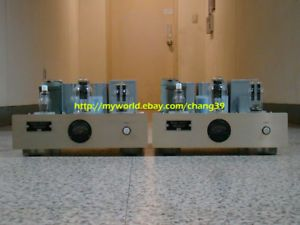 Western Electric 300B Single Ended Stereo Tube Power Amplifiers 310A 274B 5U4G W