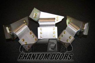 Universal Phantom Suicide Door Kit Universal 4 Door XL Suicide Door Hinge Pair