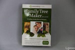 New Family Tree Maker Deluxe 2014 Ancestry Com