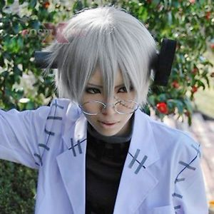 Soul Eater Stein Cosplay