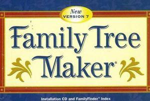 Family Tree Maker CD