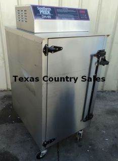 Southern Pride Electric Commercial Smoker manufactured 03 09