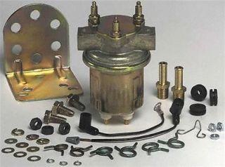 Carter Universal Rotary Vane Electric Fuel Pump 72 GPH 6 PSI P4259