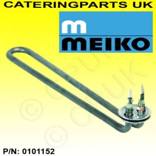 0101152 Meiko Dishwasher Wash Tank Heating Element 2KW 2000W 230V Spare Parts