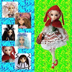 Hestia Ribon Jun Planning Japanese Anime Fashion Doll