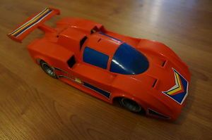 Vintage Cox Mag Blaster Tether Car Gas Engine Toy Model Thimble Drome NR