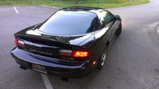 2000 Camaro SS Z28 SLP Hot Rod Car 575 Horse Black Black