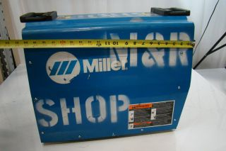 Miller DC Inverter Multiprocess Welder XMT 350 vs 208 575VAC MIG TIG Stick