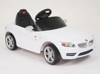 Licensed BMW Power Ride on Toy Kids Remote Control Car Power Wheel Key Lights