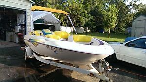 1997 Yamaha Exciter 220 HP Twin 1100 Engine Jet Boat