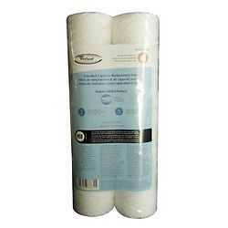 WHKF WHSW Whirlpool Whole House Replacement Sediment Filter Cartridge 2 Pack