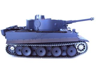 ★huge 1 16 Full Function RC German Tiger 1 Tank Pro ★
