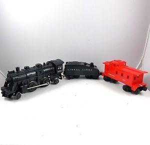 Lionel Lines Steam Engine 1062 Train Set WORKING RUNNING