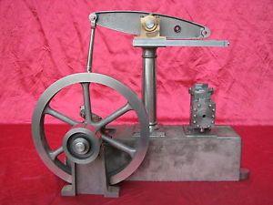 Stuart Live Steam Beam Engine Scale Model Kit Coles Power Models Gas Hit Miss