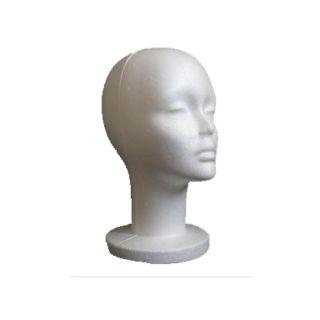Mannequin Head Wig