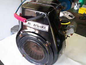 John Deere Gator AMT 600 Kawasaki KF82D Gas Engine Used
