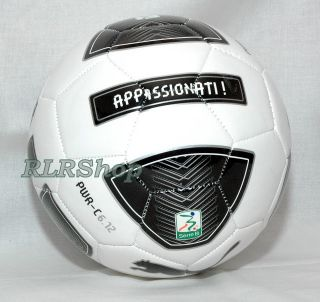 Puma Pallone PWR C 6 12 Lega Calcio Serie B Win 2013 Ball Official Boule Palla