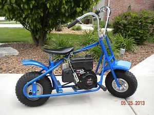 New Custom Built Mini Bike 6 H P Power Sport Tecumseh Engine w